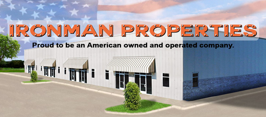 Ironman Properties commercial space in des moines ia